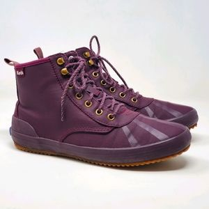 Keds Scout II Water Resistant Canvas Boots